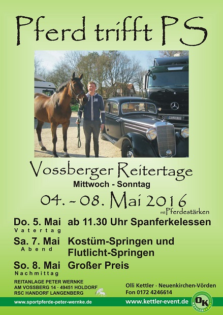 Vossberger Reitertage 16